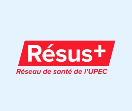 Résus+, le réseau de santé de l'Upec