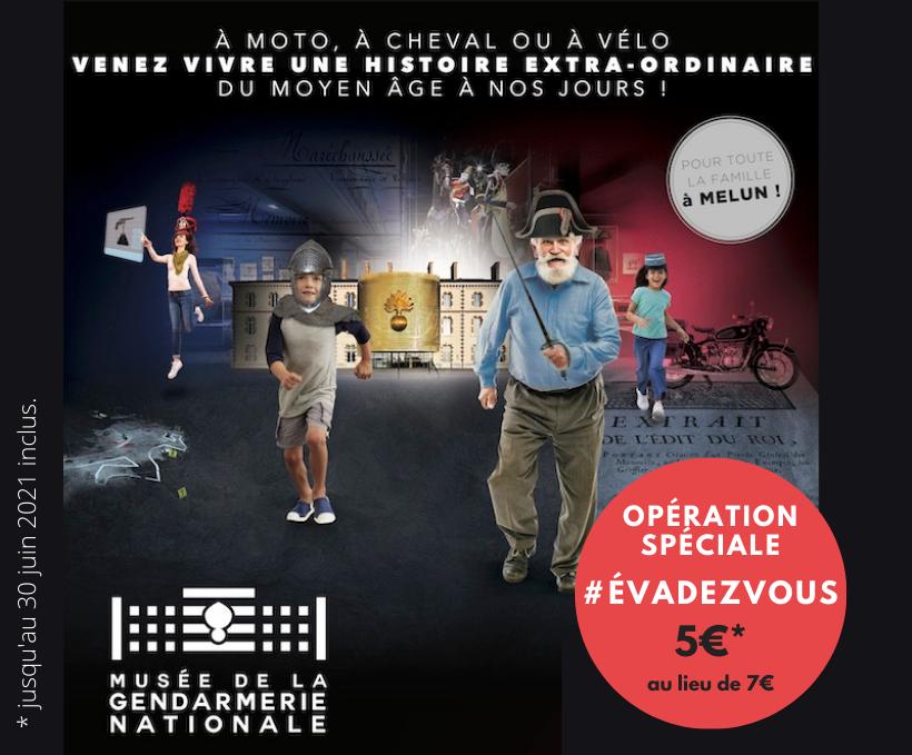 Réouverture du Musée de la Gendarmerie