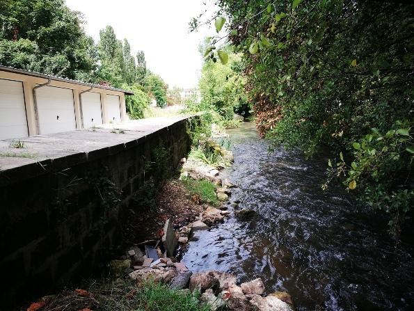 Travaux d'assainissement à Saint-Fargeau-Ponthierry