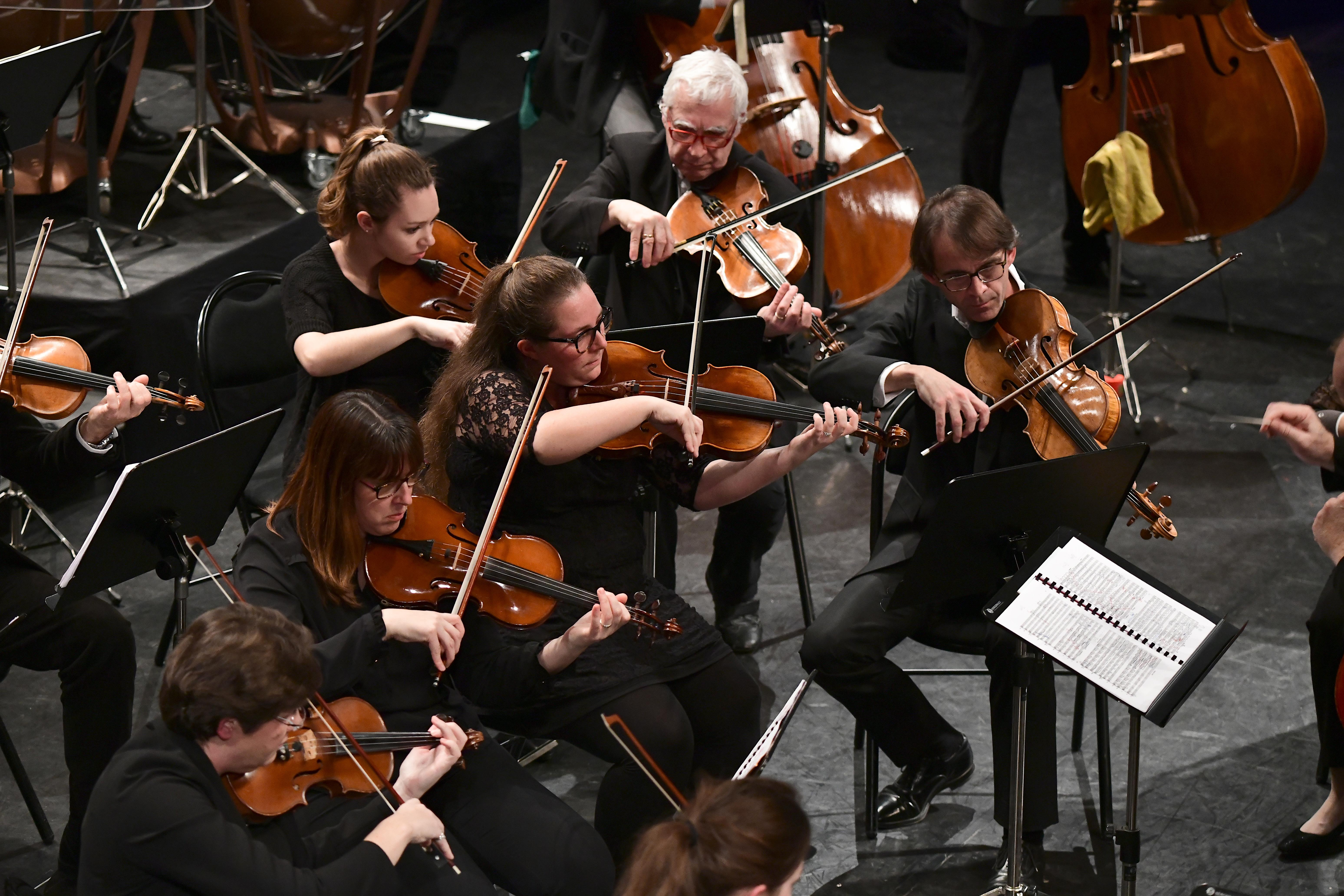 L'Orchestre Melun Val de Seine recrute !