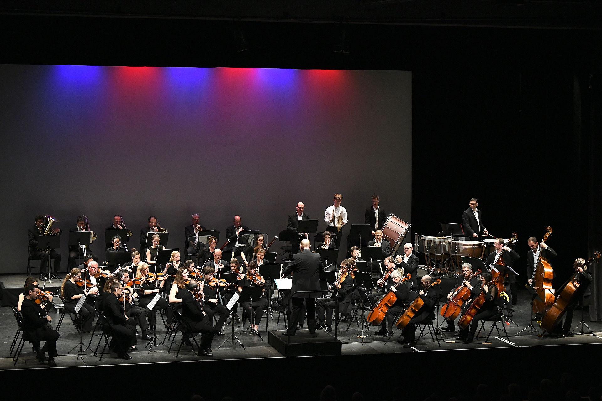 Musiciens, rejoignez l'Orchestre Melun Val de Seine