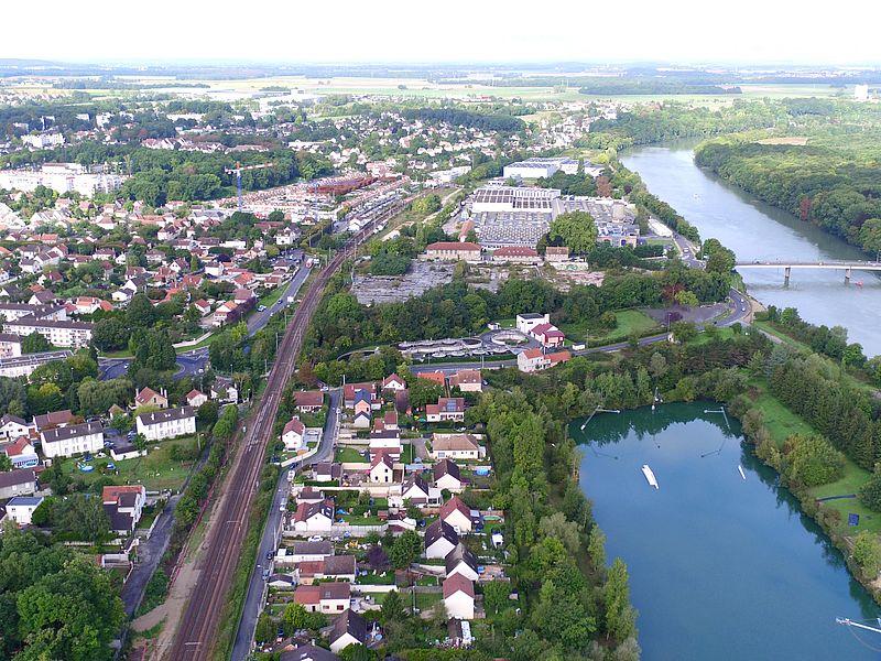 Saint Fargeau Ponthierry Melun Val De Seine